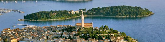 Rovinj has confirmed the title of champion of Croatian tourism