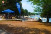 Rovinj Lone Beach bar
