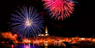 Rovinj's Events